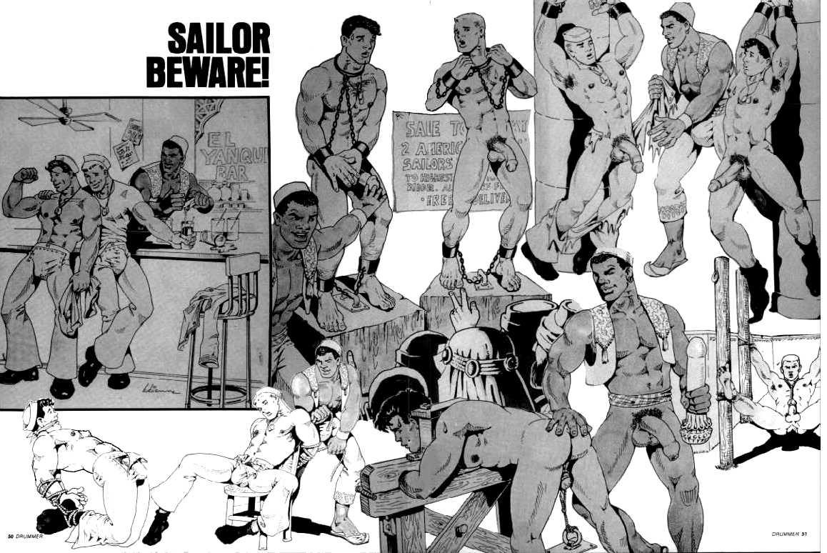 Etienne: Sailors Beware